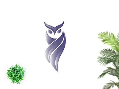 illustration Owls logo branding vector illustration