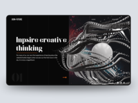 Xion Future | Landing Page.