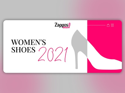 Concept for Zappos e-commerce shop e-commerce design ecommerce e-shop designer uidesign photoshop store web shoes shoes store shop fashion figma adobe photoshop design ui