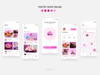 Pastry Shop Online