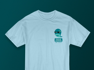 Engagio 2019 founding anniversary T-shirt t-shirt tshirt visual engagio marketing graphic  design