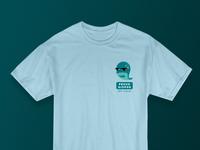 Engagio 2019 founding anniversary T-shirt