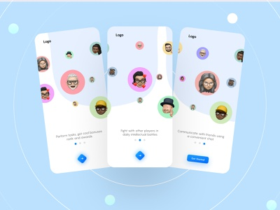 Onboarding screen ios flutter android design design android app design android app ui  ux adobexd ui screen application ux ui android adobe xd figma onboarding screen