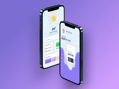Nomo UI Kit figma sketch social wallet product neumorphism skeumorphism glass minimalism activity clean ios app design 3d interface ux kit ui iphone12