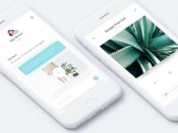 Fludish — Fluent iOS UI Kit designed for Sketch.