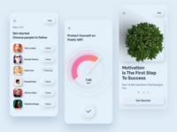 Skeuomorph Mobile App