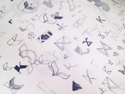 Sketches (Argh!)