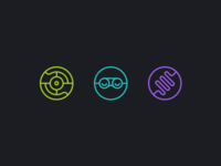 Abstract Category Icons