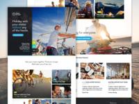 Mates Escapes Homepage