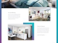 Motive Apartments Website - WIP Sneak Peek #1