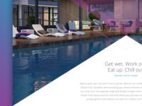 Motive Apartments Website - WIP Sneak Peek #2