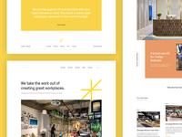 Sneak Peek: Marketing Website for Commercial Property Specialist