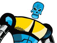 Terror Skull