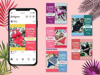 Social Media Design - Advertising Design socialmediadesign socialmedia postdesign post illustrator design photoshop advertising graphic design