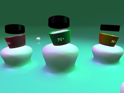 3D web experience product design spline design 3d