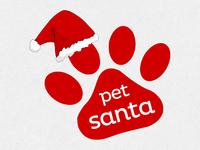 Pet Santa