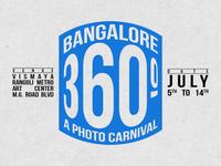 Bangalore 360º - Logo Design