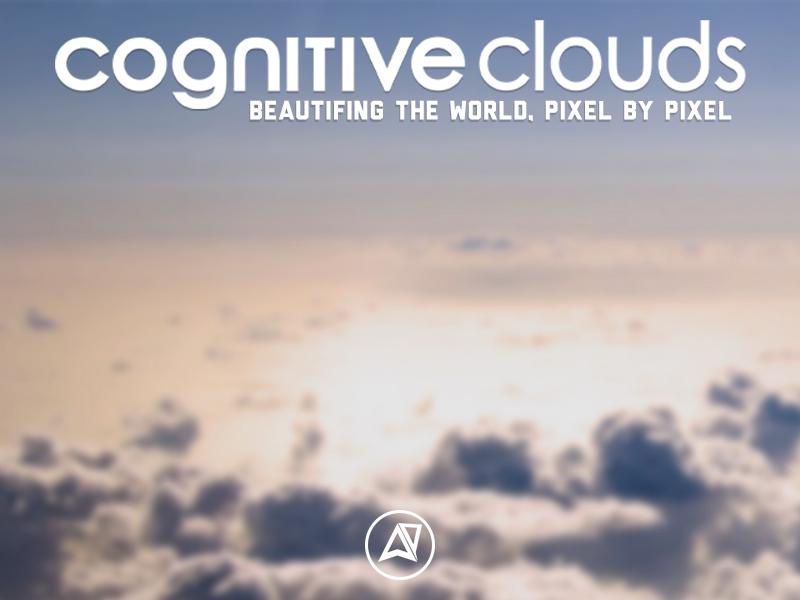 CognitiveClouds Wallpaper cognitiveclouds logo type text wordmark ap wallpaper slogan