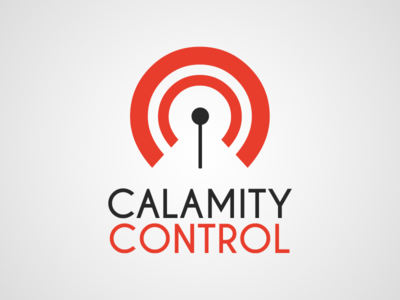 Calamity Control - Logo/Icon Design