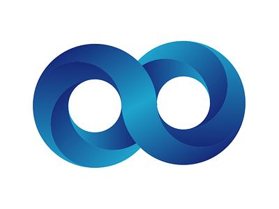 Infinitely Swirly inifinity illustration tutorial design logo illustrator