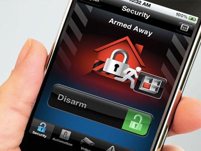 Honeywell Mobile APP UI/UX Design