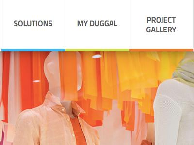 Duggal Website Design