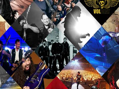 Rob Caggiano RockStar Website