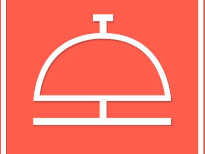 Minimalist Icon for New Lounge Lizard Website
