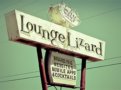 Lounge Lizard Cover Page