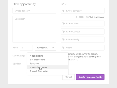 Simple materialized based dropdown  form field ui materialize dropdown