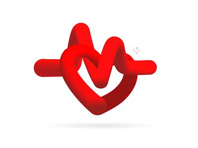 Cardiology Logo icon logo cardiology