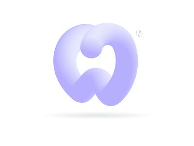 Modern Dental Logo dental clinic logo dental logo