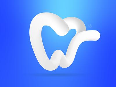 Dental Solution Logo dental icon logo dental logo dental clinic dental care