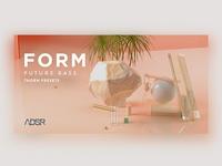 """""""Form"""" - Banner"""