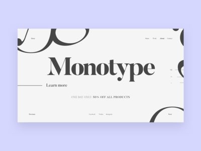 Type-only UI #2