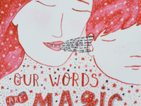 Our words are magic