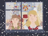 Magic Christmas Card