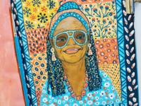 Faith Ringgold portrait