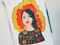 Yalitza Aparicio portrait