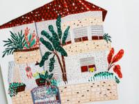 Little houses - house 5