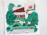 Little houses - house 6