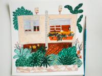 Little houses series - house 10