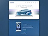 Electromobiles control systems