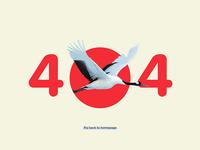 404 Japan style