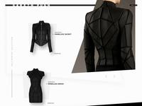 E-commerce geometric concept