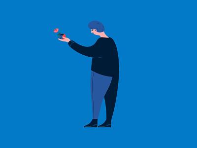 Character 2 - HOME vector design graphicdesign illustration characterdesign adobe illustrator