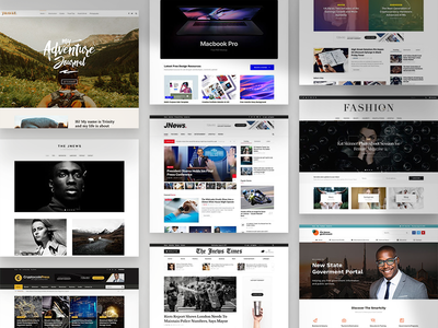 JNews - WordPress Newspaper Magazine Blog AMP Theme