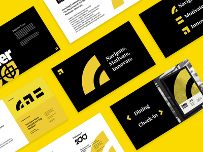 B100 - Exploration geometric typogaphy logo branding brand indentity