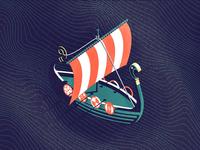 Viking Reathe-bound