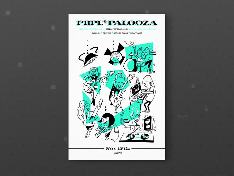 Poster mockup v1.0 timeasley.com
